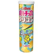 ポテトチップスクリスプ塩レモン味 115g