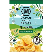 JAPAN PRIDE POTATO オリーブソルト 60g
