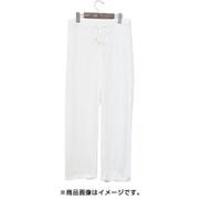 IDS-9902 クレイピPT A.OFF WHITE チャイハネ [ロングパンツ(レディース)]