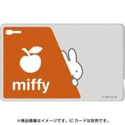 IN-BICS/MF003 [ICカードステッカー ミッフィー オレンジ]