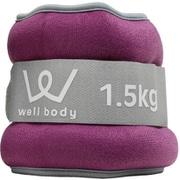 WBN307 [リストアンクルウェイト 1.5kg 2個セット]