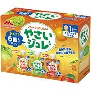 フルーツでおいしい やさいジュレ(70g×6個入)