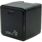 FUSB-ACPD3BK [USBPower Delivery対応超速充電器 ブラック キューブ型]
