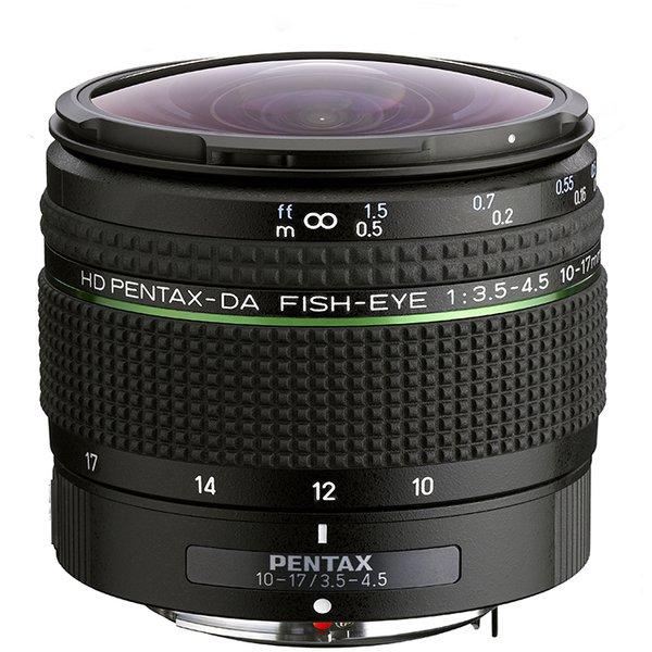 HD PENTAX-DA FISH-EYE 10-17mm F3.5-4.5ED
