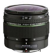 HD PENTAX-DA FISH-EYE 10-17mm F3.5-4.5ED [フィッシュアイズームレンズ 10-17mm/F3.5-4.5 ペンタックスKマウント]