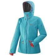LD ANDROMEDA STRETCH JKT MIV8133 ENAMEL BLUE XSサイズ [スキーウェア ジャケット レディース]