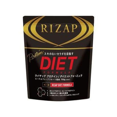 RIZAPプロテイン ダイエットフォーミュラ<ピーチ&グレープフルーツ> 750g [ダイエット食品]