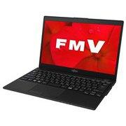 FMVU90D2B [ノートパソコン LIFEBOOK UHシリーズ/13.3型ワイド/Corei7-8565U/メモリ 8GB/SSD 512GB/ドライブレス/Windows 10 Home 64ビット/Office Home and Business 2019/ピクトブラック]