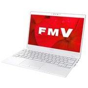 FMVU80D2WC [ノートパソコン LIFEBOOK UHシリーズ/13.3型ワイド/Corei7-8565U/メモリ 8GB/SSD 256GB/ドライブレス/Windows 10 Home 64ビット/Office Home and Business 2019/アーバンホワイト/ヨドバシカメラオリジナルモデル]