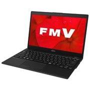 FMVU80D2BC [ノートパソコン LIFEBOOK UHシリーズ/13.3型ワイド/Corei7-8565U/メモリ 8GB/SSD 256GB/ドライブレス/Windows 10 Home 64ビット/Office Home and Business 2019/日本語配列/ピクトブラック/ヨドバシカメラオリジナルモデル]