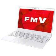 FMVU75D2W [ノートパソコン LIFEBOOK UHシリーズ/13.3型ワイド/Corei5-8265U/メモリ 8GB/SSD 256GB/ドライブレス/Windows 10 Home 64ビット/Office Home and Business 2019/アーバンホワイト]