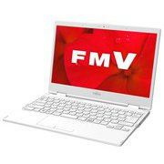 FMVM35D2W [ノートパソコン LIFEBOOK MHシリーズ/13.3型ワイド/Celeron 3965Y/メモリ 4GB/SSD 256GB/ドライブレス/Windows 10 Home 64ビット/Office Home and Business 2019/プレミアムホワイト]