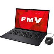 FMVN56D2B [ノートパソコン LIFEBOOK NHシリーズ/17.3型ワイド/Corei3-8145U/メモリ 4GB/SSD 512GB/DVDスーパーマルチ/Windows 10 Home 64ビット/Office Home and Business 2019/ブライトブラック]