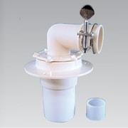 D-SPM-VU-IV 50 [洗濯機床排水トラップ]