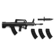 リトルアーモリー LADF01 ドールズフロントライン 95式自動歩槍タイプ [1/12スケール フィギュアアクセサリ]