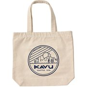 Seattle Logo Tote Bag 19821030052000 052_Navy [アウトドア系トートバッグ]