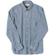 SCパナマギンガムカシュクール SC Panama Gingham Cache-coeur Shirt 8212817 (040)ブルー XLサイズ [アウトドア シャツ レディース]