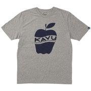 Apple Tee 19820233023009 23 Grey XLサイズ [アウトドア カットソー メンズ]