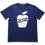 Apple Tee 19820233052005 52 Navy Mサイズ [アウトドア カットソー メンズ]