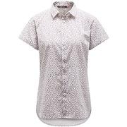 Idun SS Shirt Women 604002 48N  Acai Berry Flow Sサイズ [アウトドア シャツ レディース]