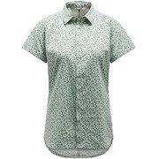 Idun SS Shirt Women 604002 48P _Blossom Green F Sサイズ [アウトドア シャツ レディース]