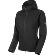 GRANITE SO Hooded Jacket AF Women 1011-00331 0001 black XSサイズ [アウトドア ジャケット レディース]