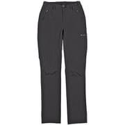 ドライスプリットパンツ Dry Split Pants 8214748 (025)ブラック XLサイズ [アウトドア パンツ レディース]