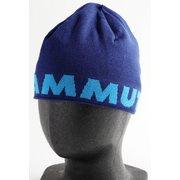 Mammut Logo Beanie 1090-04890 50080_ultramarine-im [アウトドア 帽子]