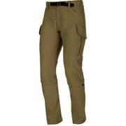 TRANSPORTER Cargo 3/4 2in1 Pants Men 1022-00310 4072 olive XSサイズ [アウトドア パンツ メンズ]