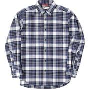 CシールドMIXチェックシャツ C-SHIELD Mix Check Shirt 5212969 (046)ネイビー Lサイズ [アウトドア シャツ メンズ]