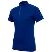 Performance Dry Zip T-Shirt Men 1017-00440 50139_surf XLサイズ [アウトドア カットソー メンズ]