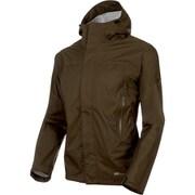 MICROLAYER Jacket AF Men 1010-25332 4023 dark olive Mサイズ [アウトドア ジャケット メンズ]