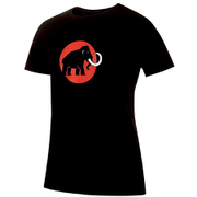 Mammut Logo T-Shirt AF Men 1017-01480 00255 black PRT3 Mサイズ [アウトドア カットソー メンズ]