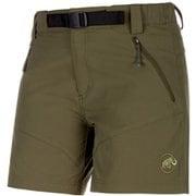 TREKKERS Shorts Women 1020-11860 4584_iguana Sサイズ [アウトドア パンツ レディース]