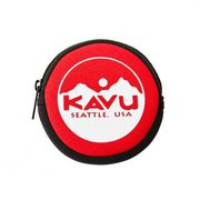 Circle Coin Case 19820447034000 034_Red [アウトドア系小型バッグ]
