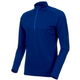 Performance Dry Zip Longsleeve Men 1016-00220 50139_surf Lサイズ [アウトドア カットソー メンズ]