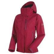 Ayako Pro HS Hooded Jacket Women 1010-26750 3490_beet Mサイズ [アウトドア ジャケット レディース]