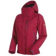 Ayako Pro HS Hooded Jacket Women 1010-26750 3490_beet Sサイズ [アウトドア ジャケット レディース]