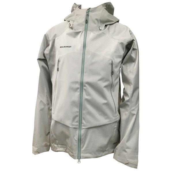 Pordoi HS Hooded Jacket Men 1010-26760 0818_granit Lサイズ [アウトドア ジャケット メンズ]