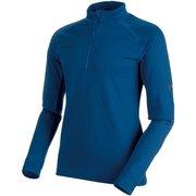 PERFORMANCE Thermal Zip long Sleeve Men 1016-00090 5967_ultramarine Lサイズ [アウトドア カットソー メンズ]