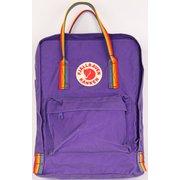 カンケン レインボー Kanken Rainbow 23620 580-907 Purple-Rainbow Pattern [アウトドア系 小型デイパック]