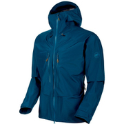 Teton HS Hooded Jacket AF Men 1010-27120 50134 poseidon Mサイズ [アウトドア ジャケット メンズ]