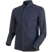 Seon Longsleeve Shirt AF Men 1015-00260 5118 marine Sサイズ [アウトドア シャツ メンズ]