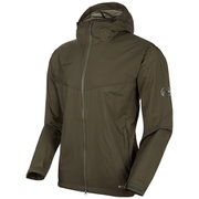 Glider Jacket AF Men 1012-00210 4023_dark olive Lサイズ [アウトドア ジャケット メンズ]