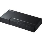 LAN-GIGAP502BK [ギガビット対応 スイッチングハブ(5ポート・マグネット付き)]