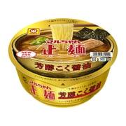 マルちゃん正麺 カップ 芳醇こく醤油 119g