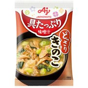 具たっぷり味噌汁 きのこ 12.5g