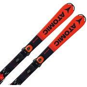 スキー板「アトミック REDSTER J2 130-150 140cm」+ビンディング「アトミック C 5 GW」セット [19-20 モデル ジュニア]