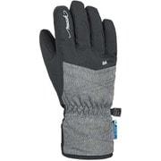 AIMEE R-TEX XT JR 4961272767860 ブラック/グレイメランジ/シルバ 6インチ [スキーグローブ ジュニア]
