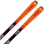 スキー板「オガサカスキー TC-SS 165cm」+ビンディング「オガサカスキー FM-600」セット [19-20 モデル]